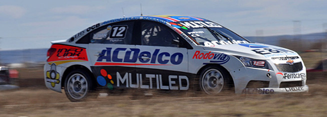 Juan Pipkin - Chevrolet Cruze
